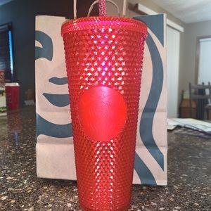 Starbucks limited edition holiday tumbler